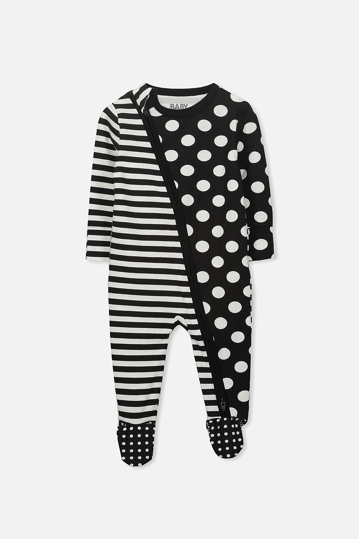 91431858e04e Sleep Mini Zip All In One Jumpsuit
