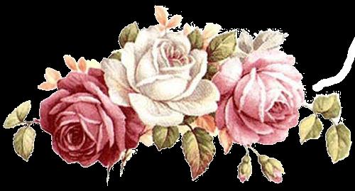 Https S Media Cache Ak0 Pinimg Com Originals 68 02 D3 6802d3ad1811340f8936ced991d5bc96 Png Vintage Flowers Vintage Roses Floral Art