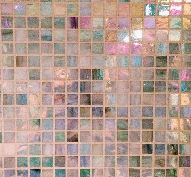 Tile wall from The Cosmopolitan in Las Vegas