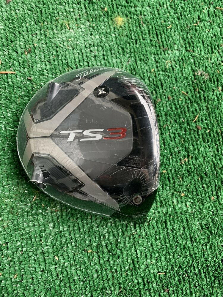 Titleist Ts3 Driver Head Only 9 5* (in Plastic) #golf | My