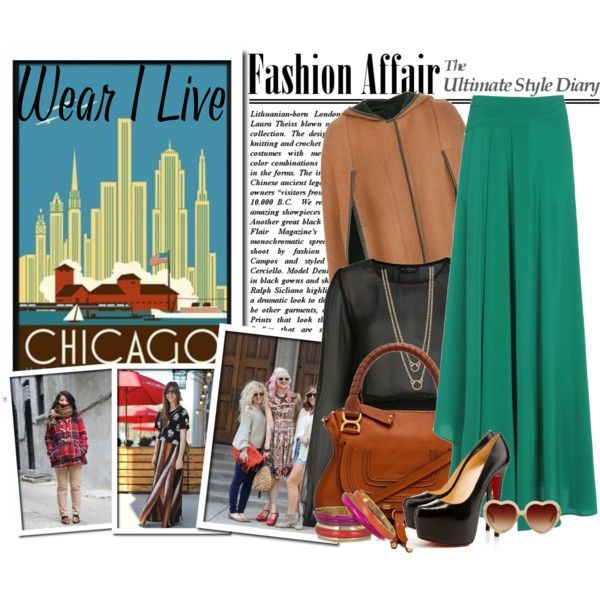 Wear I Live Chicago How to wear, Fashion, My style