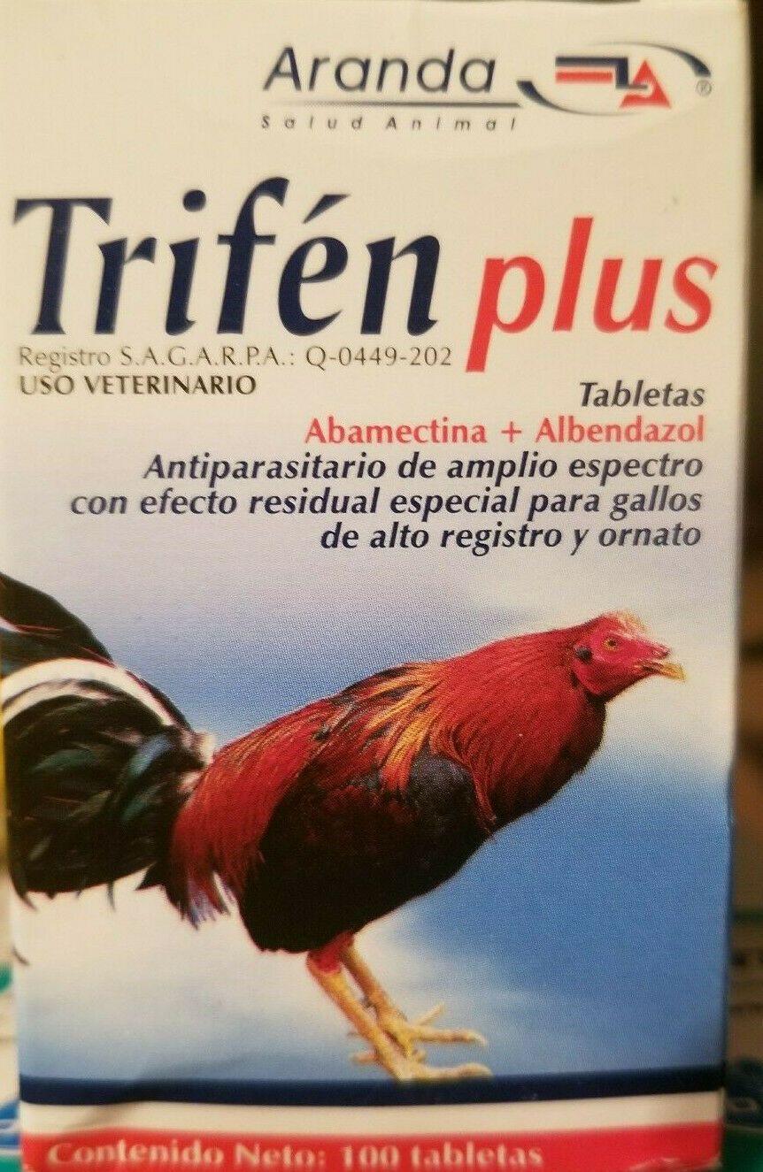 ARANDA EXP. 2022 Trifen Plus 100 TABLETS DEWORMER