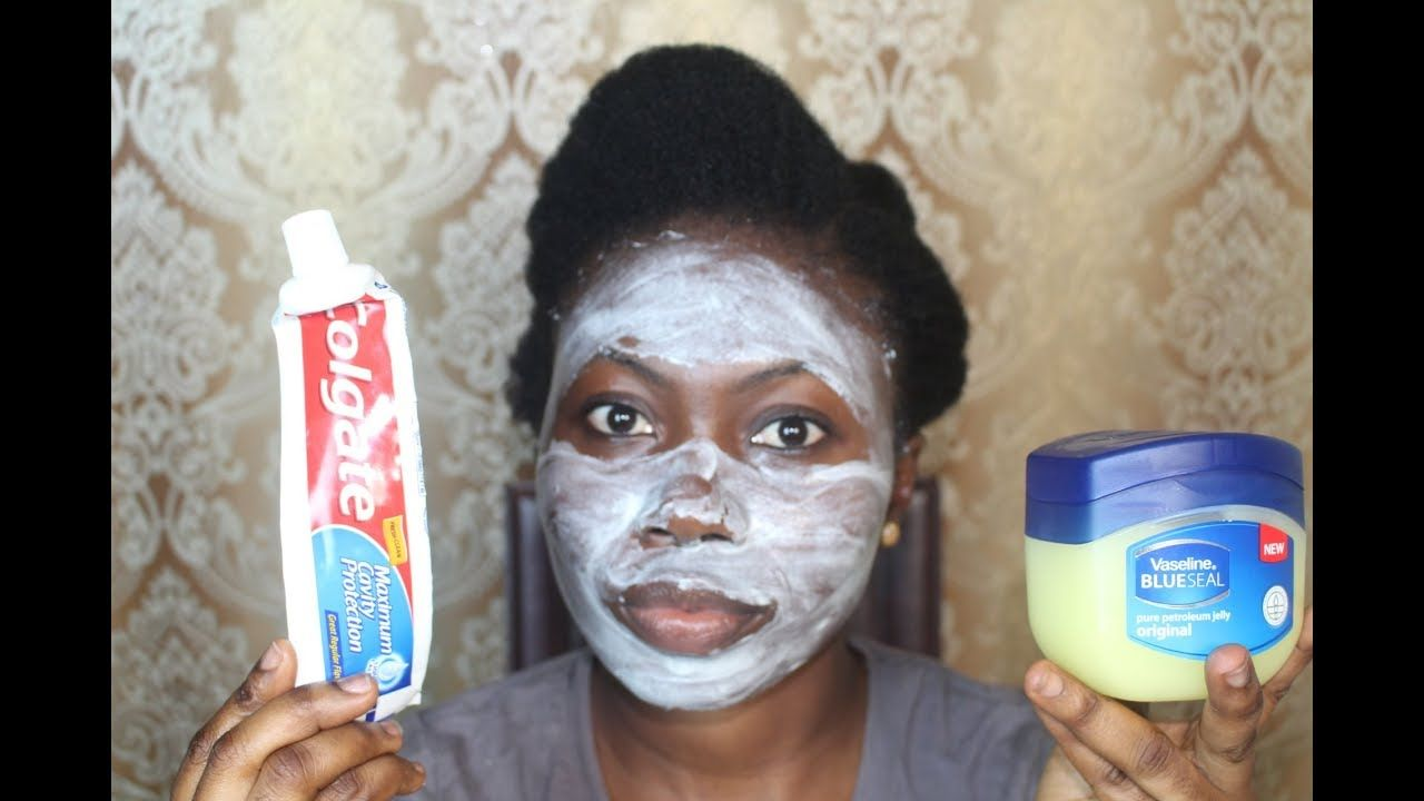 I Applied Colgate Toothpaste Vaseline On My Face This Is What Happened After Youtube Vaseline For Face Colgate Toothpaste Vaseline Uses For Face