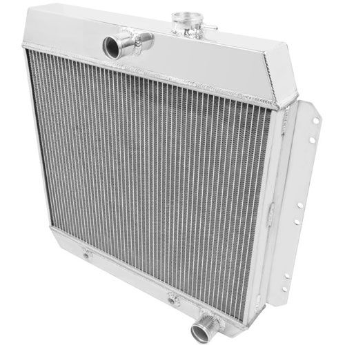 Champion Cooling Systems All Aluminum Radiator 1949 1954 Chevrolet