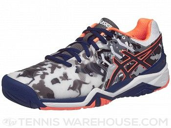 Asics Gel Resolution 7 Melbourne Shoes | Asics, Shoes, Court ...