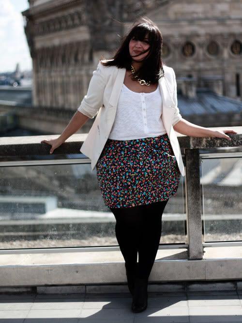 Curvy Plus Size Blogroll - The Curvy Fashionista 6