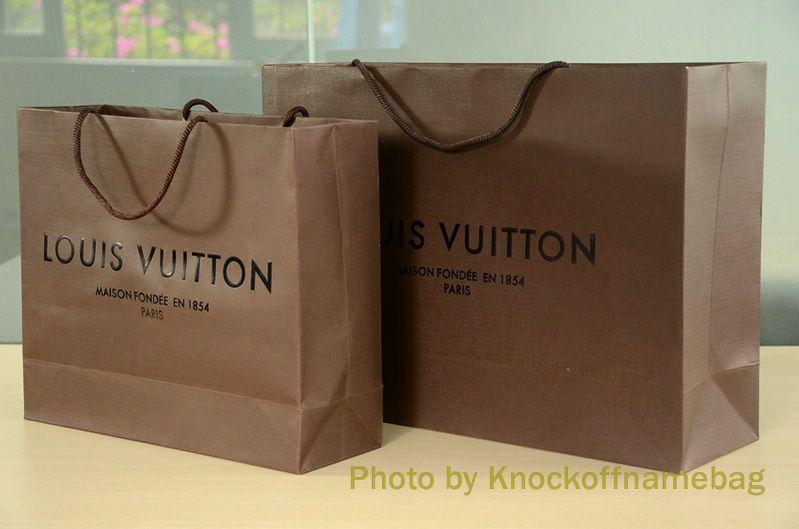 Lv Shopping Bag