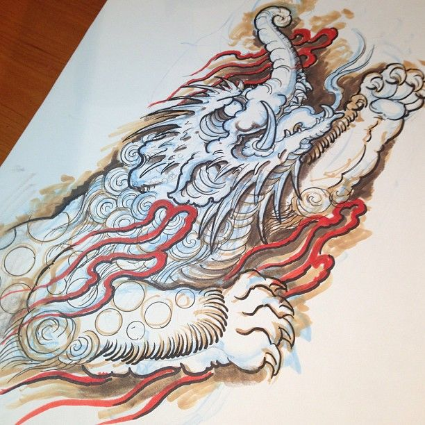 Baku Aaron Bell Japanese Tattoo Inspirational Tattoos Aa Tattoos
