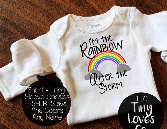 0dca6d2d8 Rainbow Baby. Rainbow baby. The rainbow after the storm. After every ...