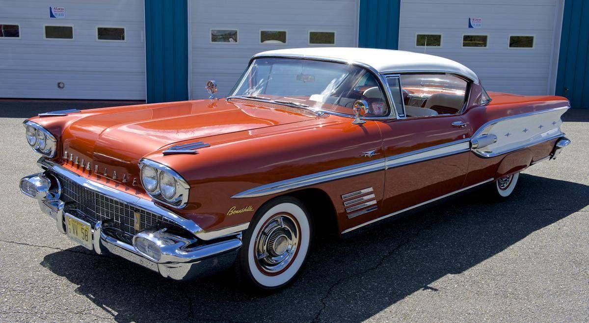 Pics photos 1958 pontiac for sale - 1958 Pontiac Bonneville Sport Coupe