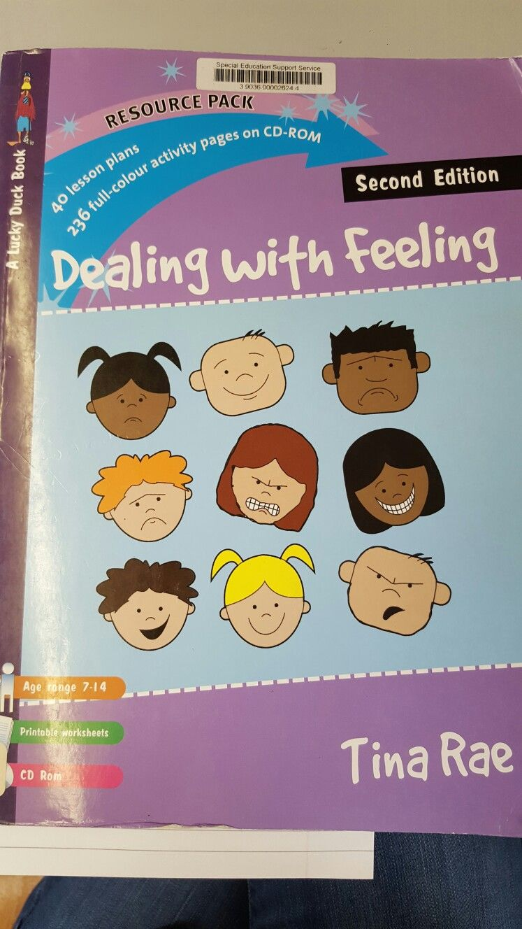 Dealing with feelings very good