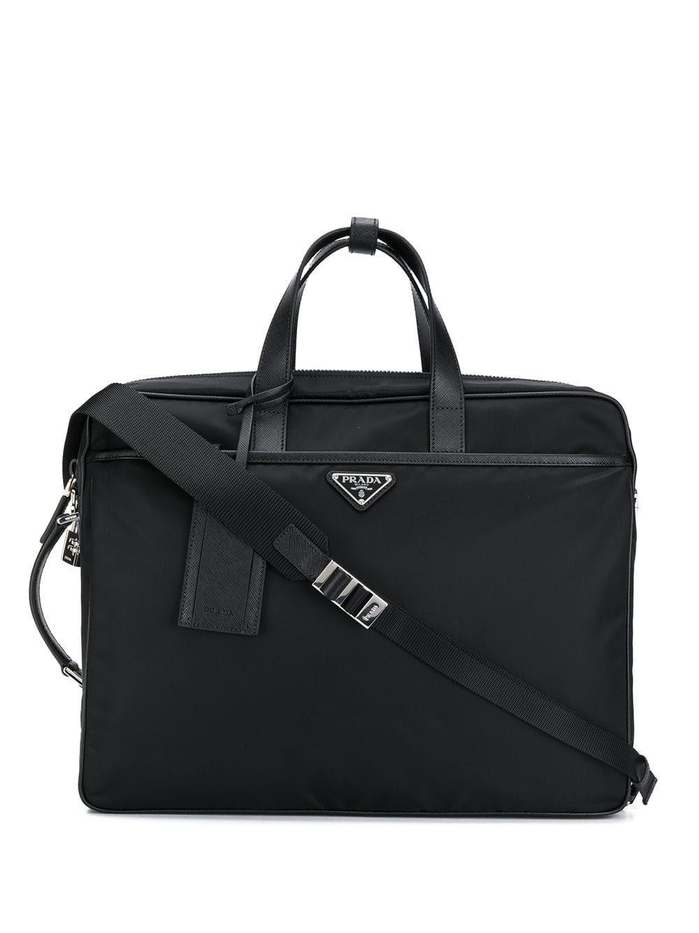 Laptop 2019PradaLeather Multi Wear Black In Bag Prada WHIED29