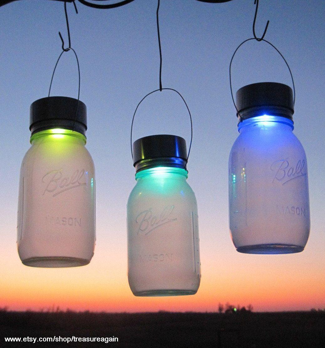 68036dbf5b3190927df6b7be7bce3696 - Better Homes And Gardens Outdoor Decorative Solar Glass Jar Lantern