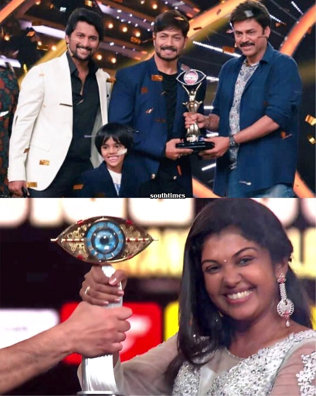 Congratulations to Kaushal and Riythvika on emerging as the
