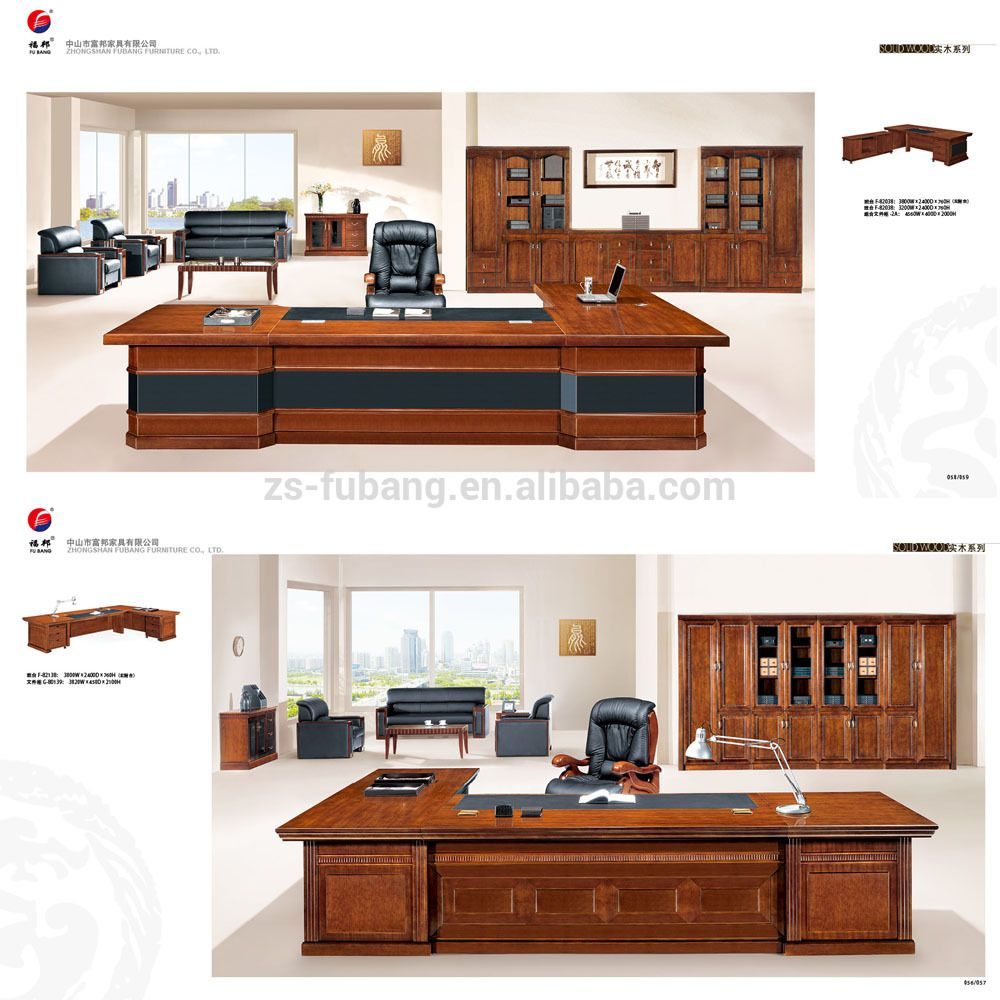 Commercial Furniture Unique MDF Partition Wood Luxury Fancy Office Table  Executive Ceo Desk Office Set Desk Design, View Office Desk Mdf Partition,  ...