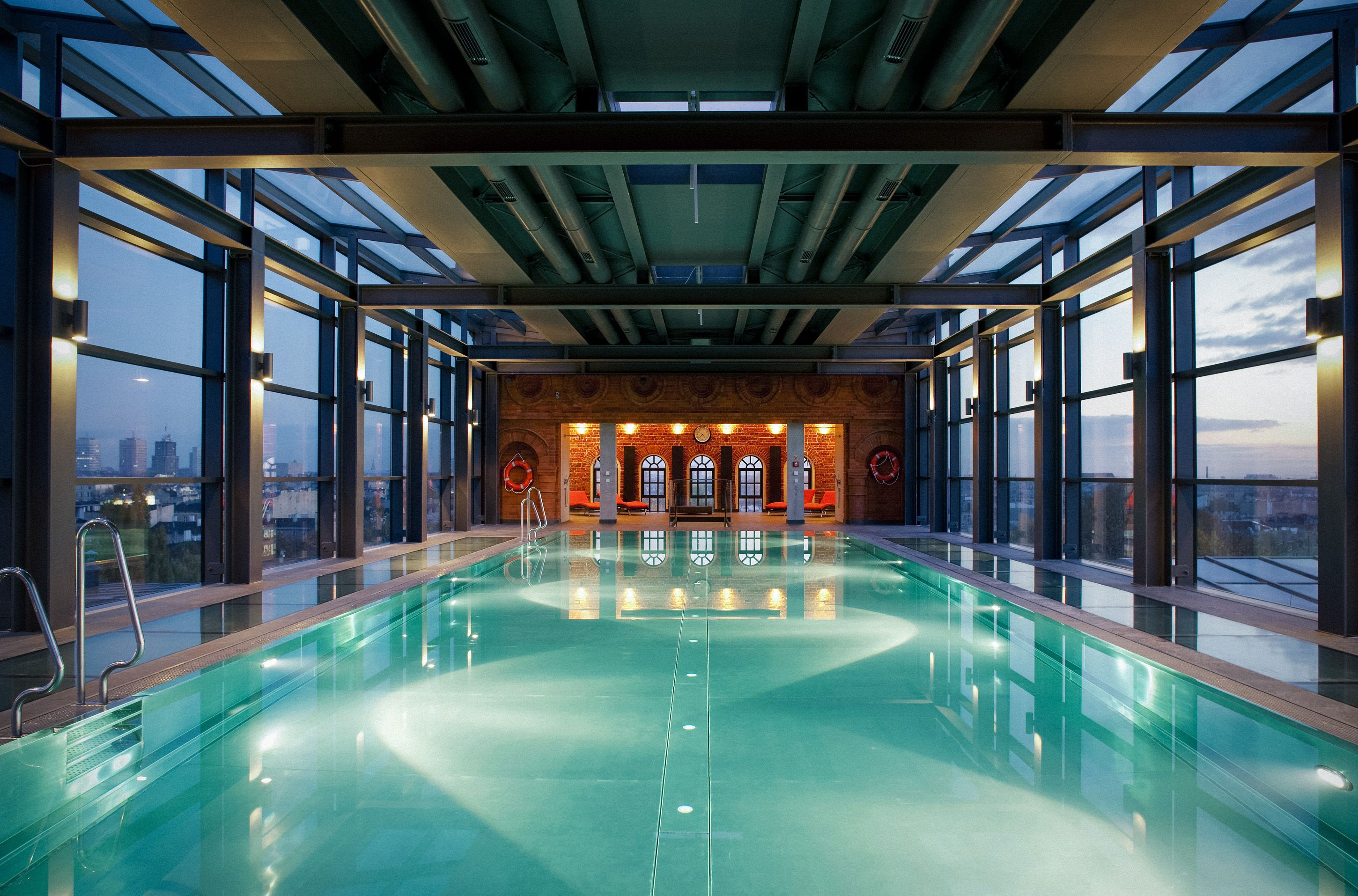 The Best Swimming Pool Ever Can Be Found At The Vienna