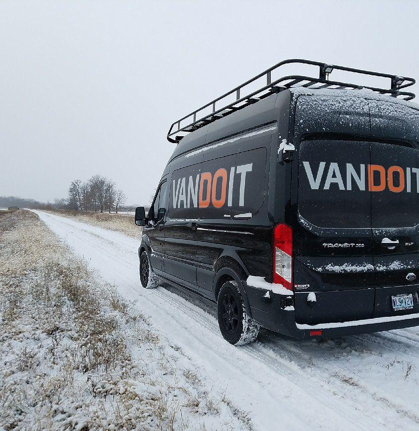 Camper Van Kansas City Vandoit Van Stuff Custom