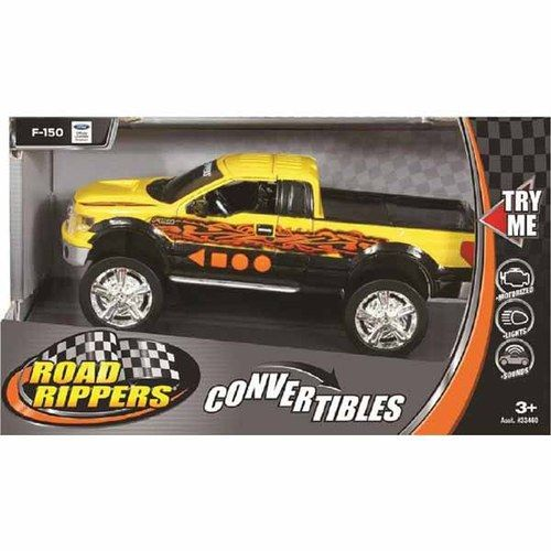 Road Rippers Convertibles Convertible Toy Car Road