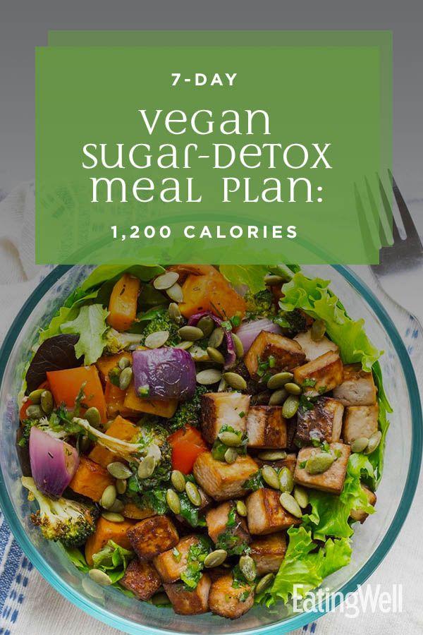 7-Day Vegan Sugar-Detox Meal Plan