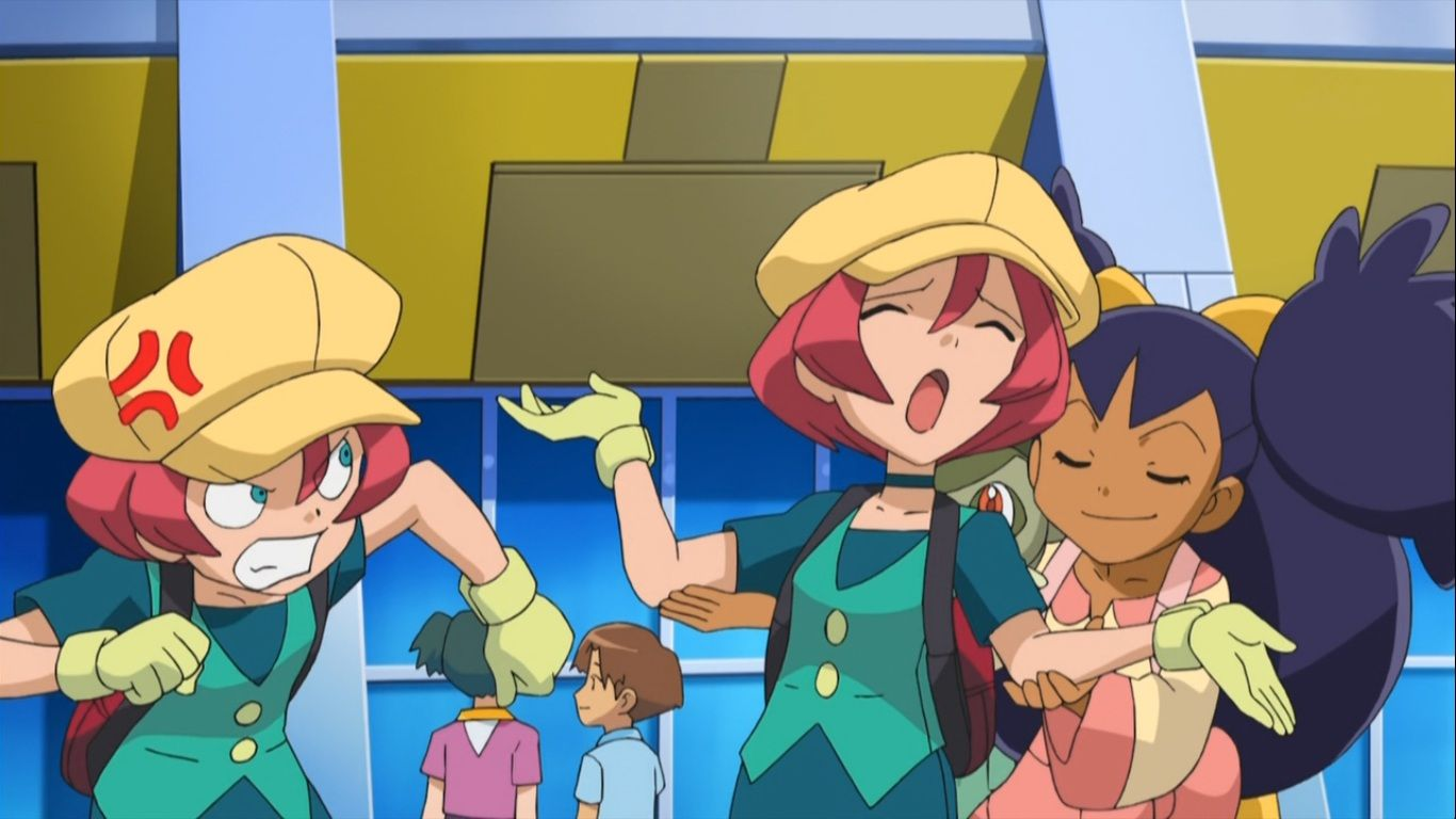 Georgia and iris plus zorua disguised as the one on the right georgia and iris plus zorua disguised as the one on the right iris and georgia altavistaventures Image collections