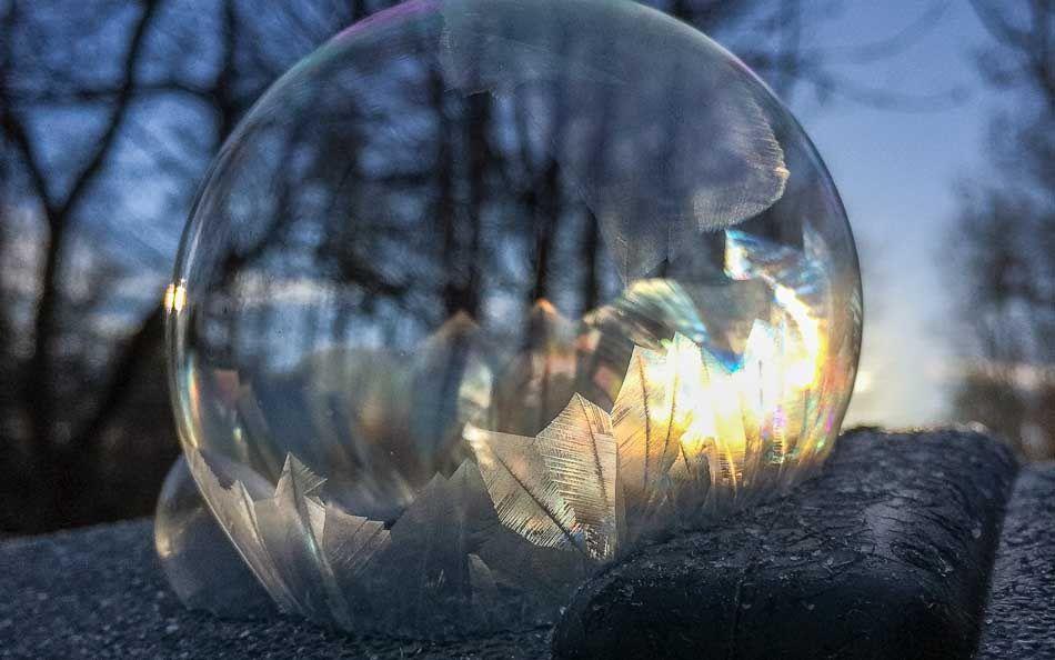 Frozen Bubble (by retiredffwx) wunderground.com