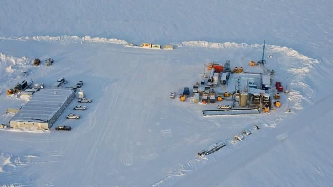 Alaska North Slope Drilling New Energy Source Energy Sources Hydro Energy