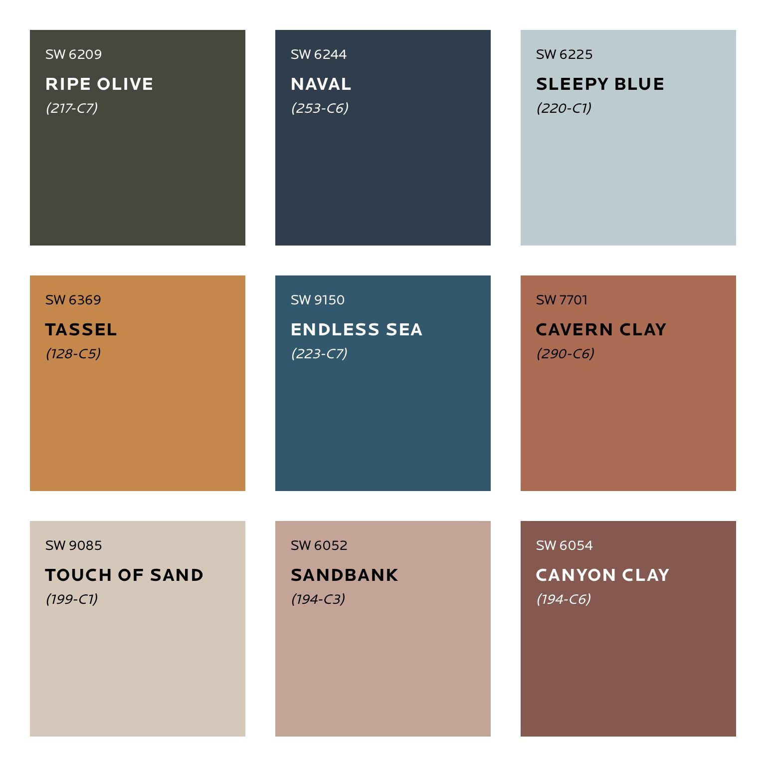 Colour Trends For 2020 Trending Paint Colors Paint Colors For