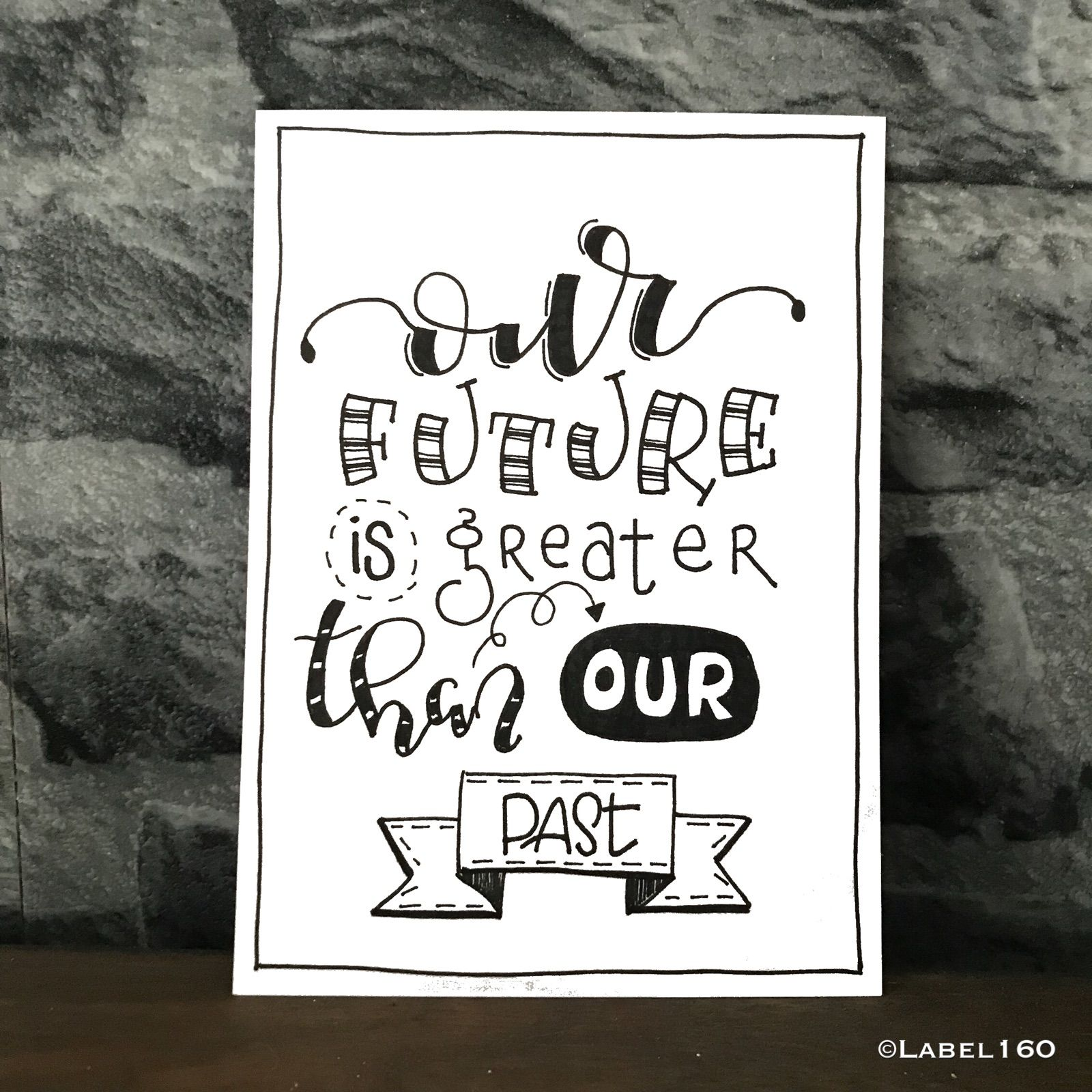 #quote #doodles (With images) | Hand lettering quotes ...