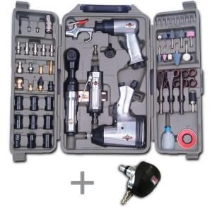 5 tool 71 piece air tool kit plus mini air palm nailer combo stpt kit 71pcn at the home depot. Black Bedroom Furniture Sets. Home Design Ideas
