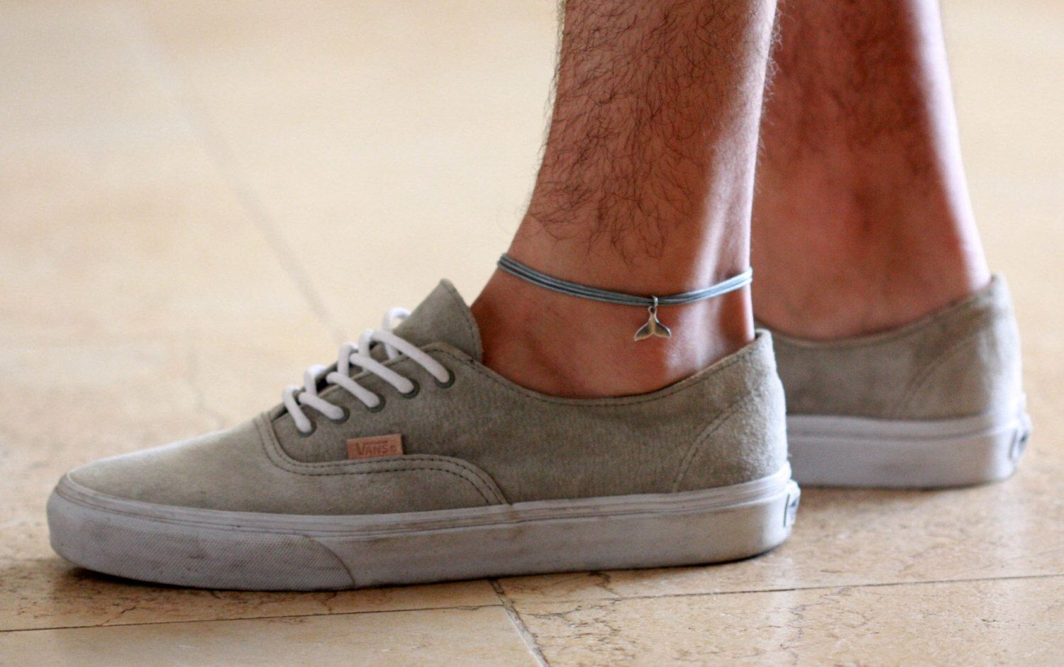 diy ankle bracelets guys for anklet youtube watch summer
