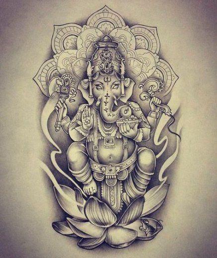 Best Tattoo Elephant Mandala Hindus 64 Ideas