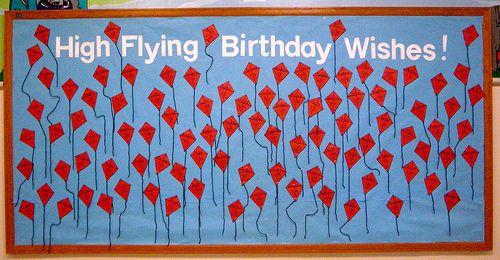 June July 11 Birthday Board Bulletin Boards