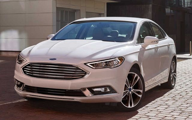2018 Ford Fusion Hybrid Fuel Economy Interior And Price Ford