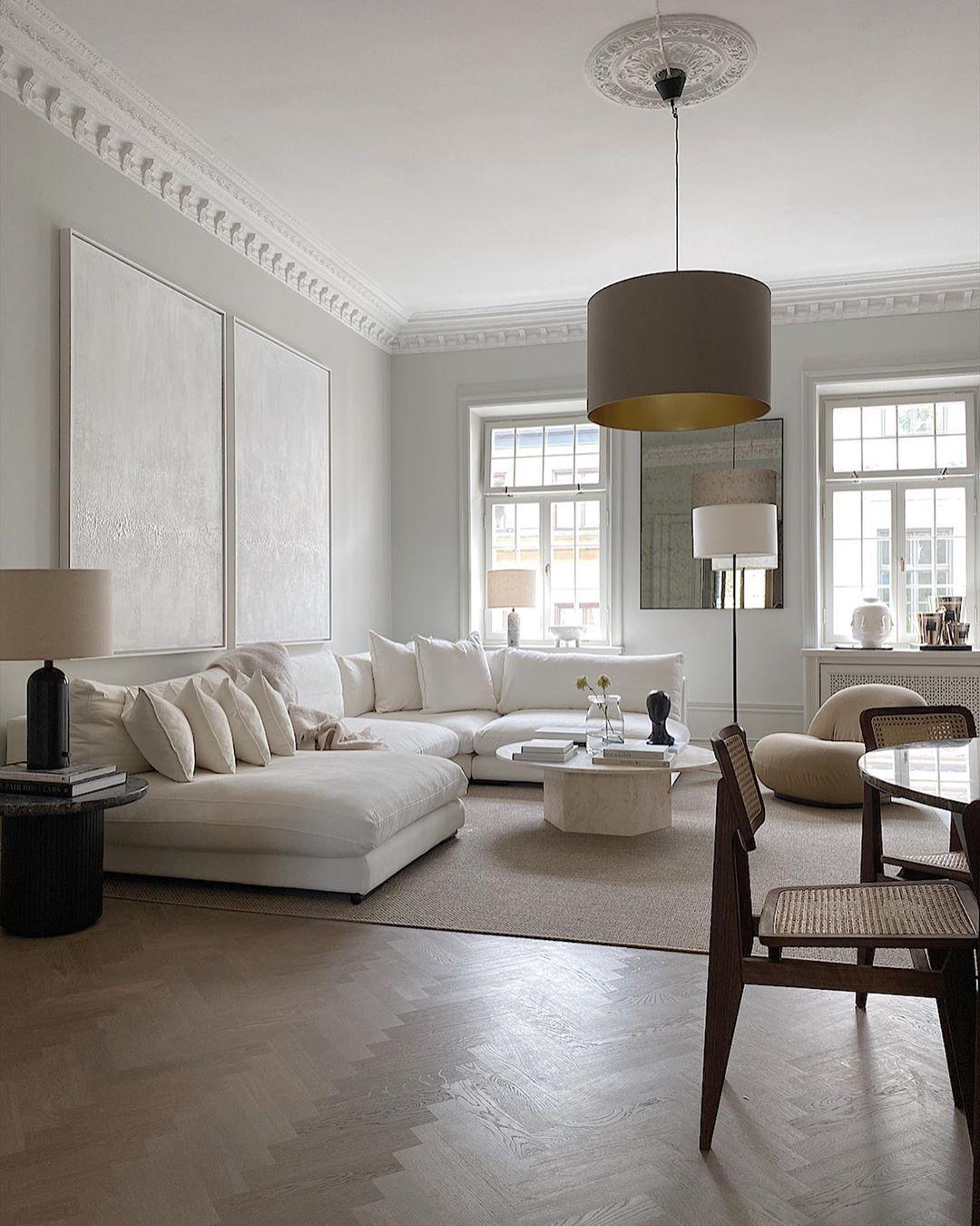 GUBI: GUBI furniture captured in the elegant l