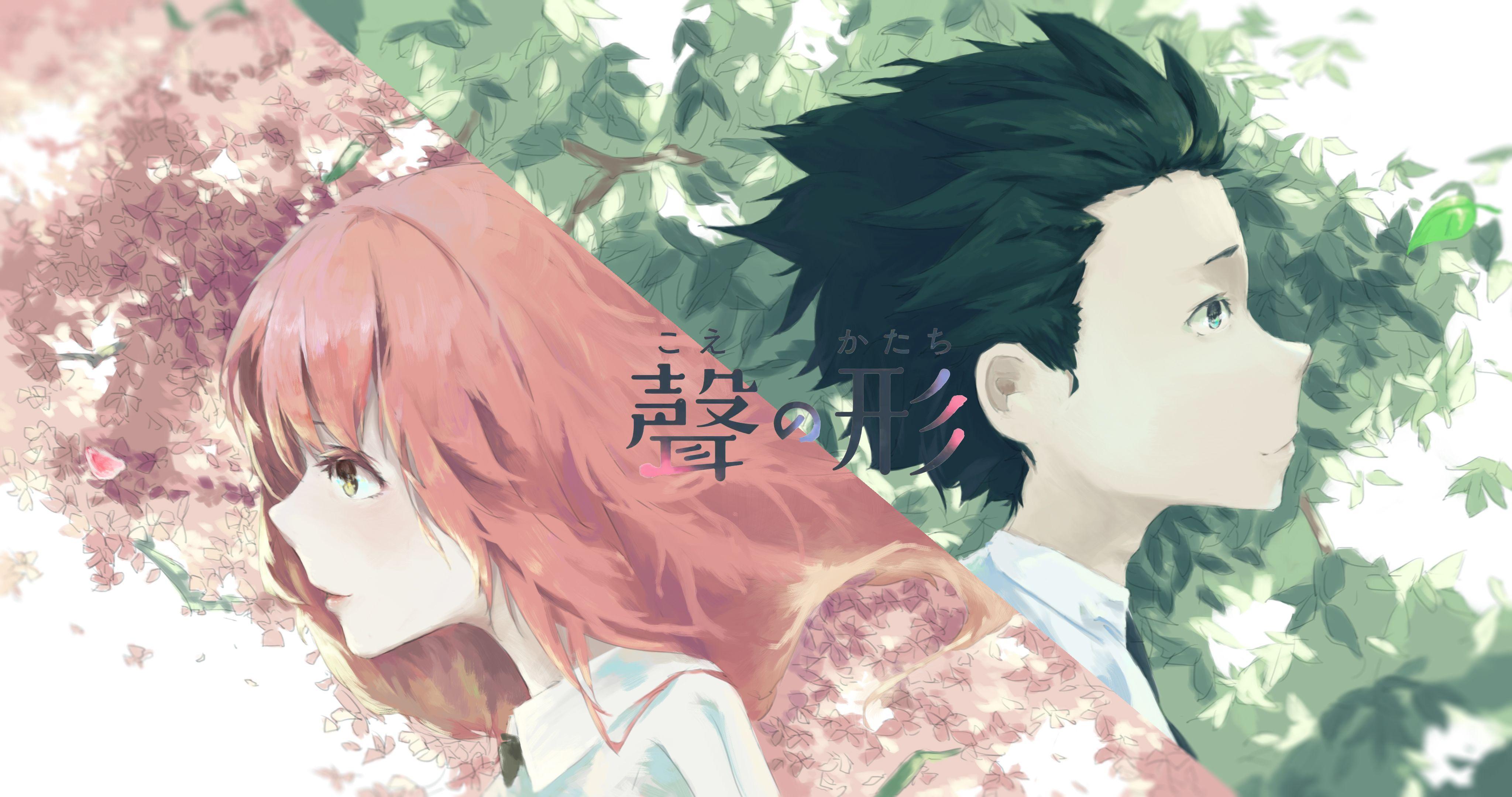 Resultado de imagem para koe no katachi wallpaper