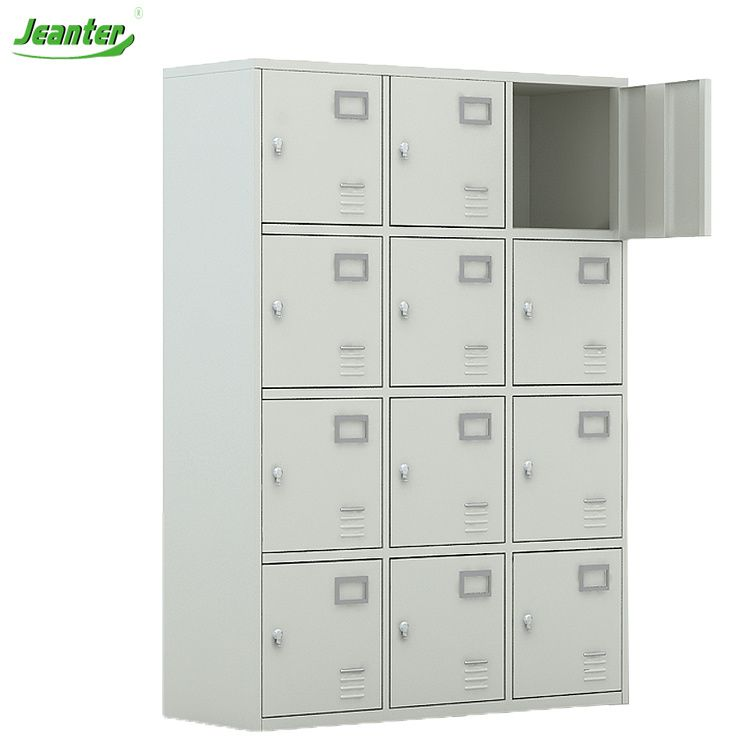 Gym Lockers 12 Doors Smart Cabinet Kd Steel Office Employee Locker In 2020 Lockers For Sale Steel Cabinet Employee Lockers
