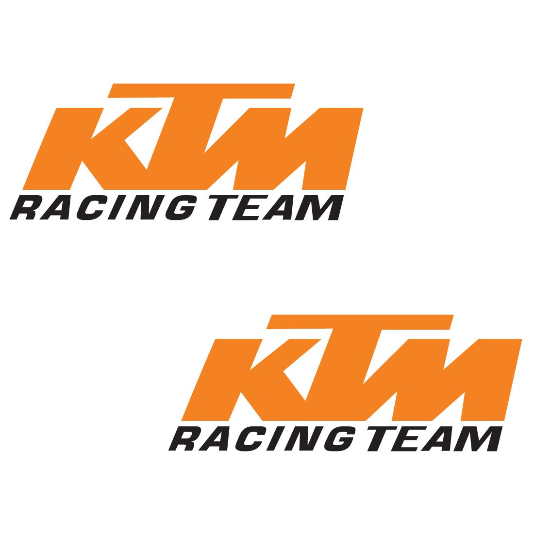 2u X Ktm Racing Team Bikes Decal Vinyl Stickers Racing Team Ktm Vinyl Sticker