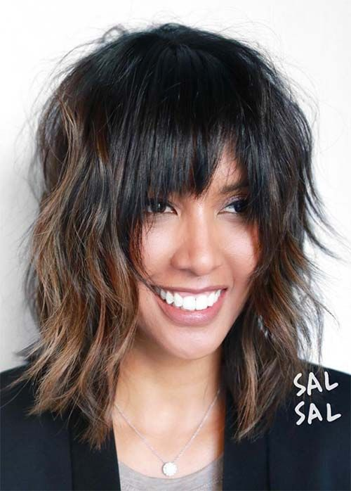 Bobs Hairstyle Awesome 55 Incredible Short Bob Hairstyles & Haircuts With Bangs