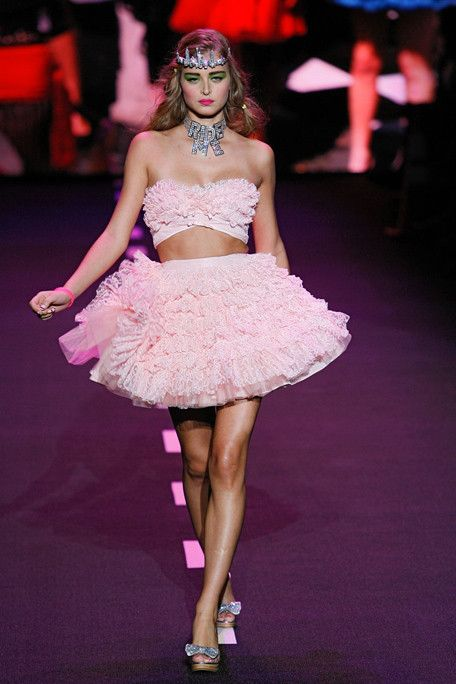 WOW! BETSEY JOHNSON PROM DRESS! THEY DIDN\'T MAKE THEM LIKE THIS WHEN ...