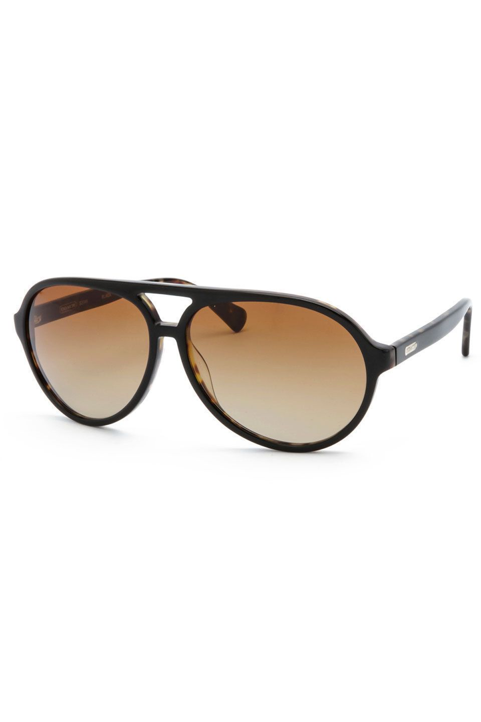 a9dd7042db Coach Ladies  Krista Sunglasses In Black - Beyond the Rack