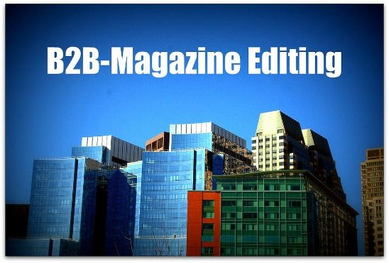 Questions for a B2B-Magazine Copyeditor: Colleen Barry | Editor ...