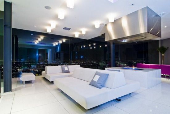 ultra modern interiors. 2850 Sq.ft. Ultra Modern House Elevation | Architecture Plans Interiors C