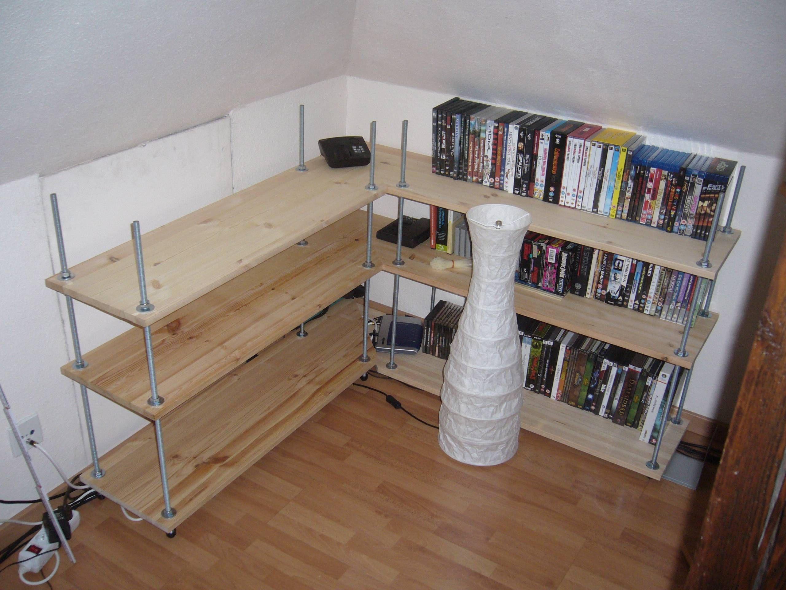 Easy DIY Shelf Wohnen