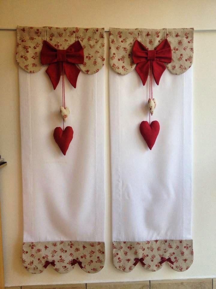 me apaixonei por essa cortina.. linda, linda | natal | Pinterest ...