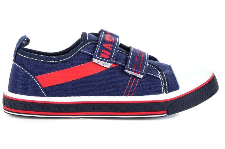 Hasby Granatowe Trampki Do Szkoly Niebieskie Vans Shoes Vans Sneaker