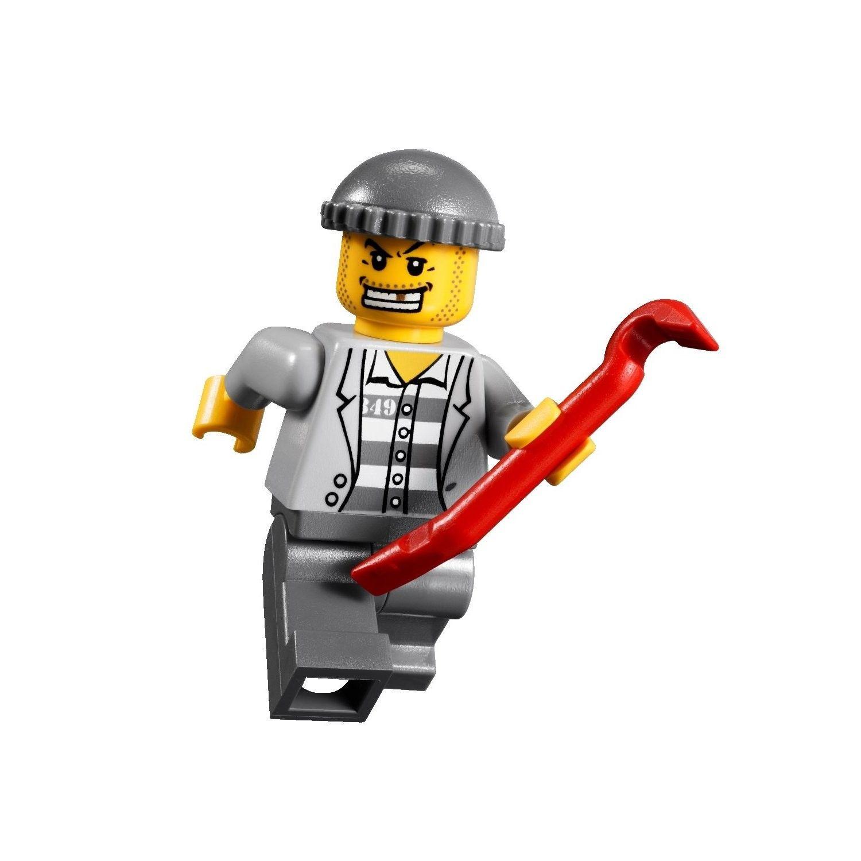 Lego City Minifigures Lego City Police Minifigure Collection 7279 Legos Policia Miguelitos
