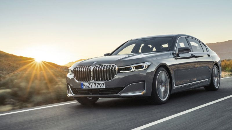 2020 Bmw 7 Series Adopts X7 Grille New Six Cylinder Phev Bmw Series Bmw 7 Series Bmw