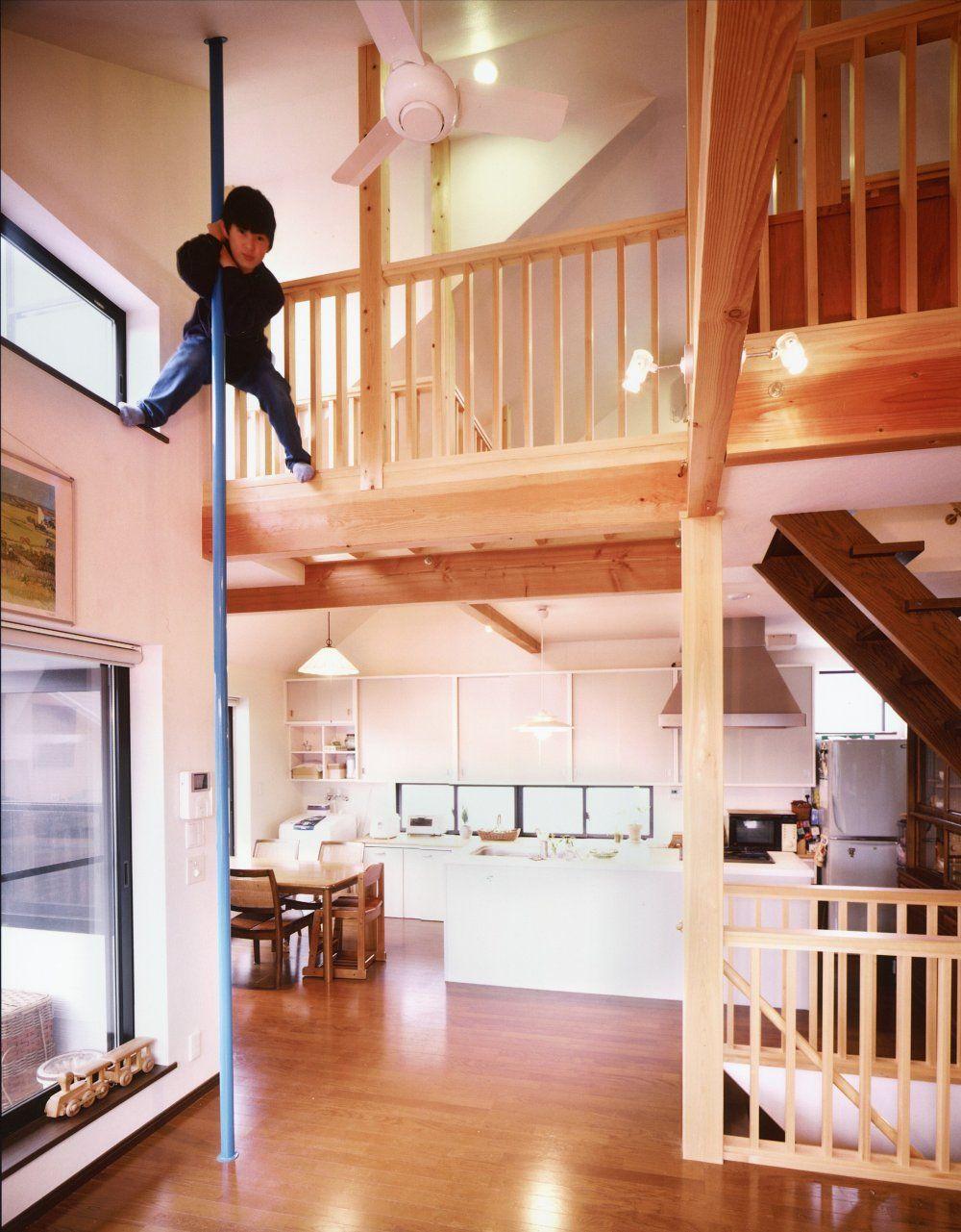 現代の忍者屋敷 からくり仕掛け満載の家づくり Modern Ninja House
