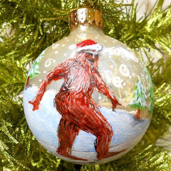 Wierd Christmas Ornament.The Weirdest Christmas Decorations Mommy Santa Scares Me