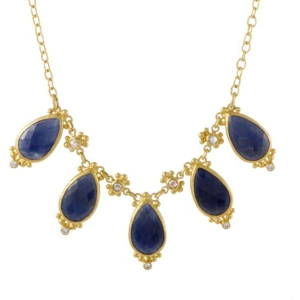 Gurhan Elements Sapphire Necklace rv0nMqbx